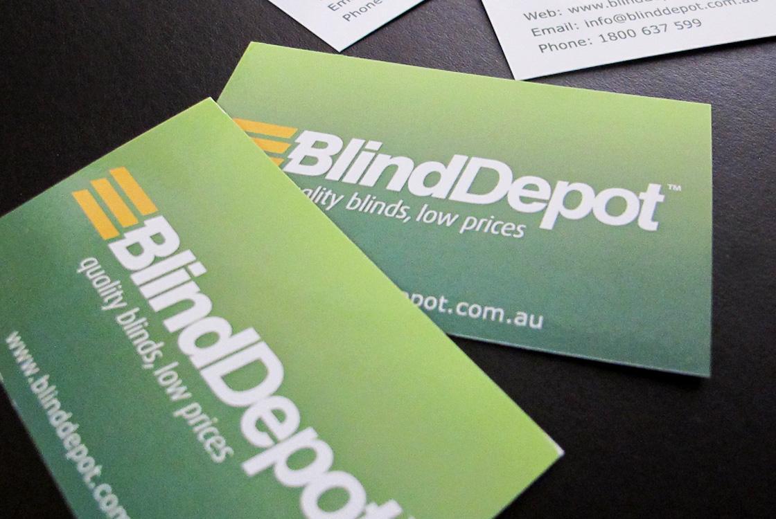 BlindDepot
