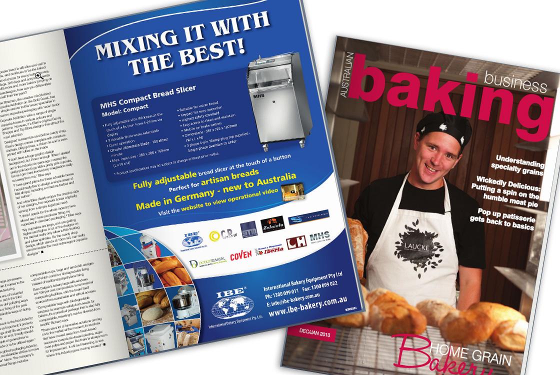 International Bakery Equipment