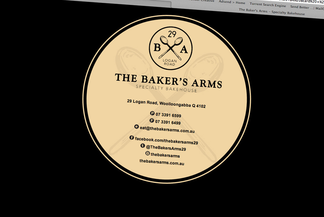 The Baker's Arms
