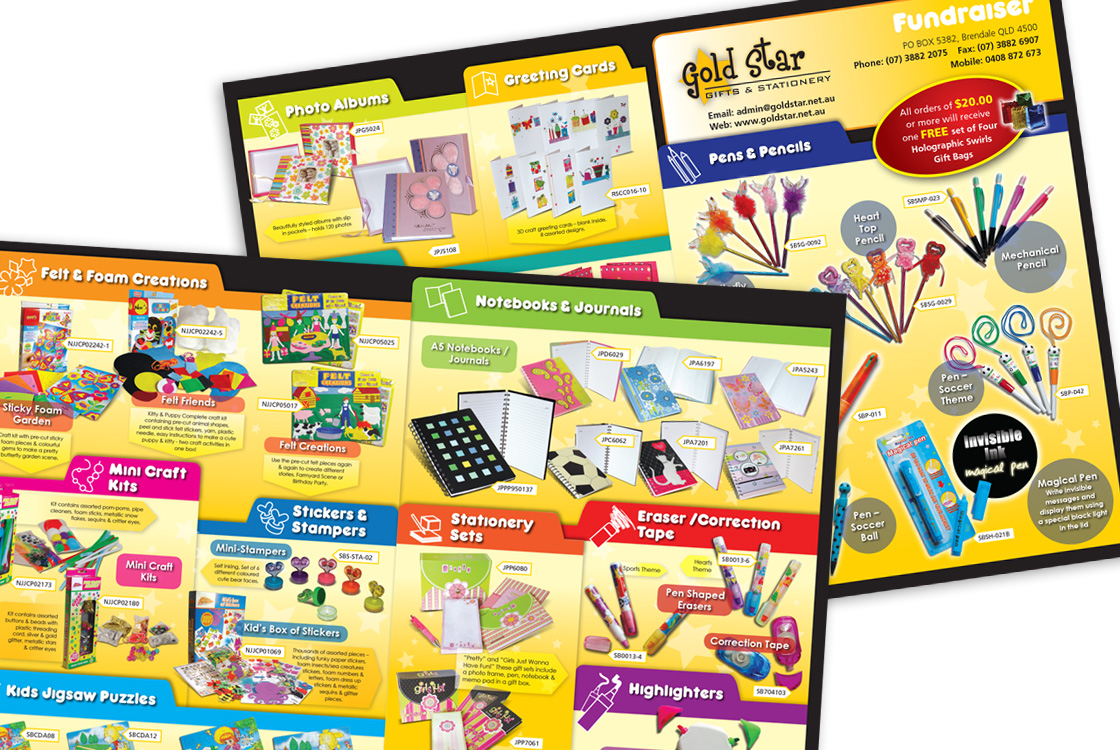 Gold Star Gifts & Stationery