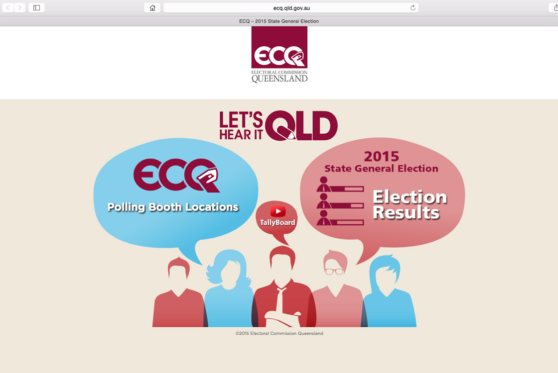 Electoral Commission Queensland