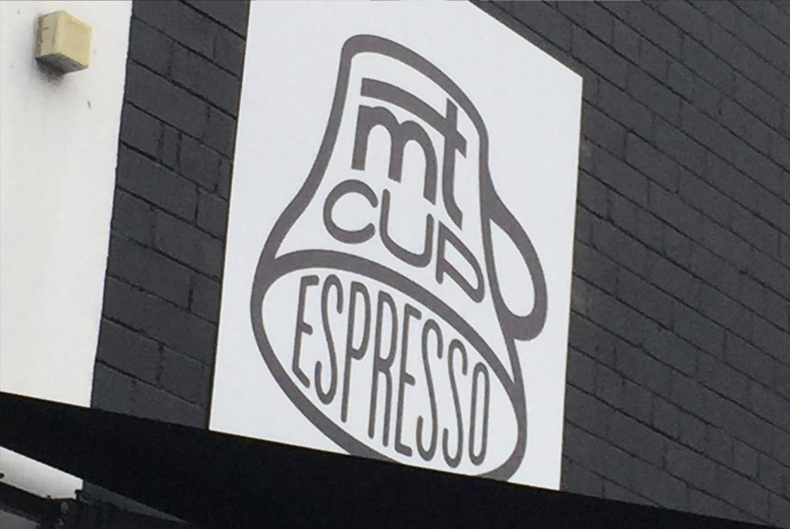 M T Cup Espresso